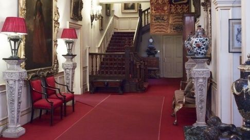 Clarence House Interior British Royals Pinterest House Interiors Interiors And House