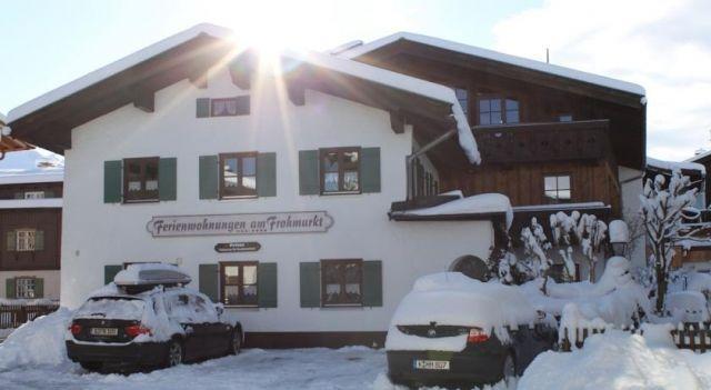 Ferienwohnung am Frohmarkt - #Apartments - EUR 33 - #Hotels #Deutschland #Oberstdorf http://www.justigo.at/hotels/germany/oberstdorf/ferienwohnung-am-frohmarkt_201250.html