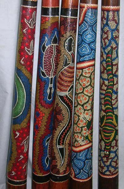 didgeridoo decoration - Google zoeken