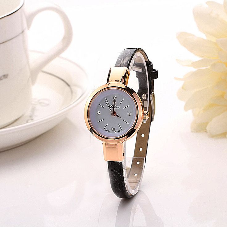 Feminino Women Small Dial PU Leather Watch     Tag a friend who would love this!     FREE Shipping Worldwide     Get it here ---> https://www.1topick.com/feitong-best-quality-relogio-feminino-women-small-dial-pu-leather-analog-quartz-bracelet-wristwatch-ladies-simple-dress-watches/