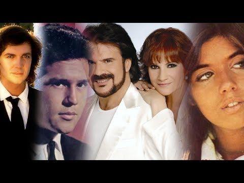 JEANETTE, CAMILO SESTO, LEO DAN, PIMPINELA EXITOS SUS MEJORES CANCIONES BALADAS ROMANTICAS - YouTube