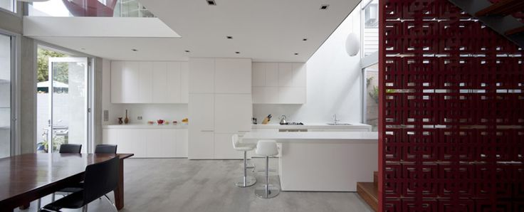 Brise Soleil - carterwilliamson architects | Award Winning Sydney Architect