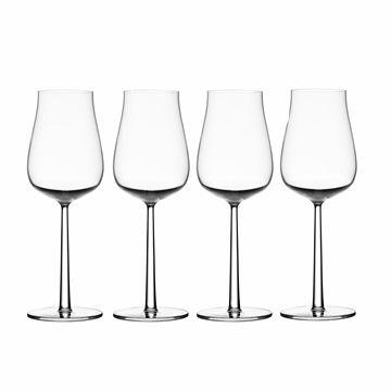iittala Essence Plus 4lü Şarap Kadehi-41 cl