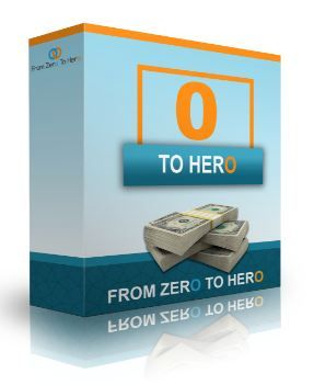 From Zero To Hero Review - This method is GUARANTEED to work for the total newbie and the experienced marketer just the same if the steps are followed.