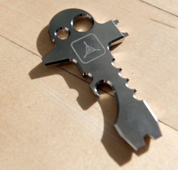 Titanium skeleton key