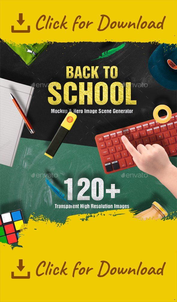 back to school, back to school deal, back to school flyer template, back to school sales, back to school supplies, back to school template, book, book store deal, book store sale, branding, discount, hero image, library, mockup, scene generator, school newsletter templates, school printables, school template                                         Back to school mockup is scene generator that help you to create beautiful hero images for print and website headers. Just drag & drop HQ or...
