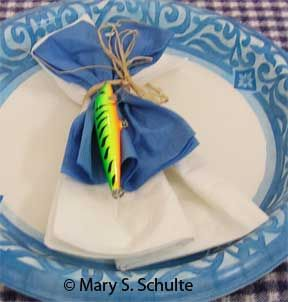 Check our elderly fish party activities for fun theme-based recipes and ideas - fishing! Indoor or out, have a gone fishing party any time of year!