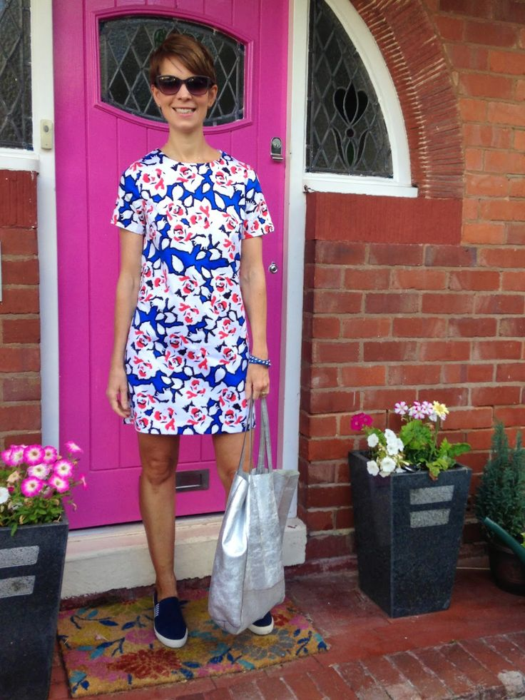 Style Guile: A printed Primark dress for £13