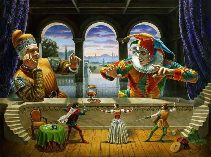 Michael Cheval - Art of Diplomacy III