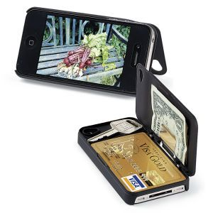 iPhone Wallet Case - cool