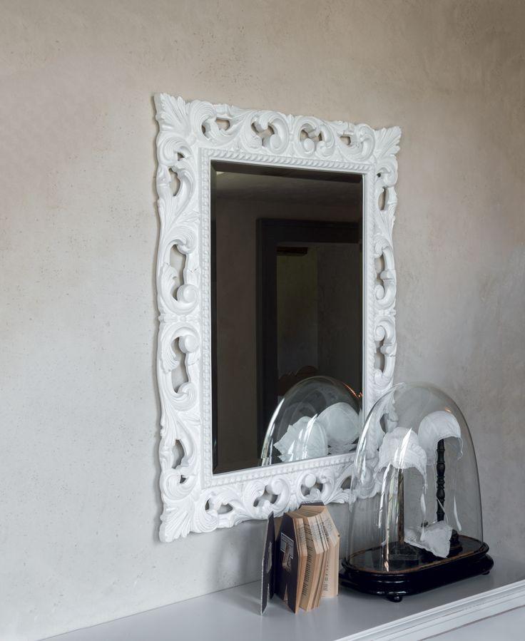 Specchiera in stile classico modello Felice di Tonin Casa