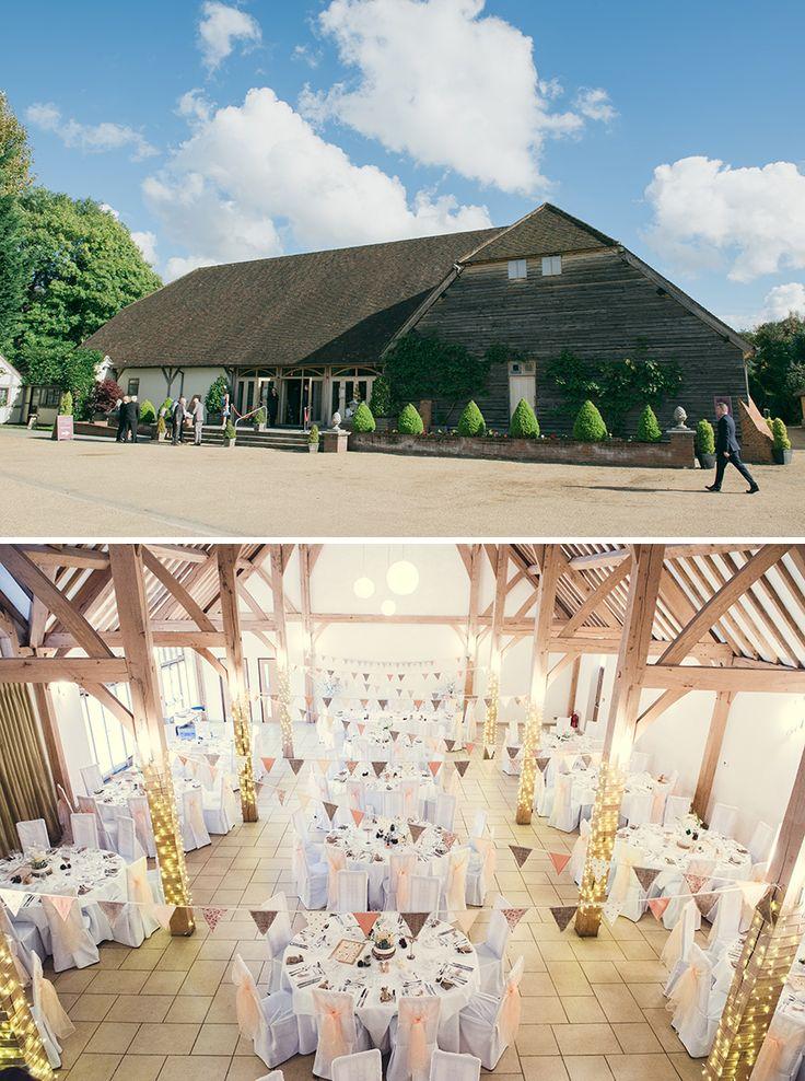 barn wedding venue london%0A Natalie And Tony u    s Vintage Country Wedding At Rivervale Barn