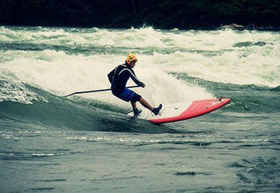 Paddleboard: s'amuser sur les eaux du Québec