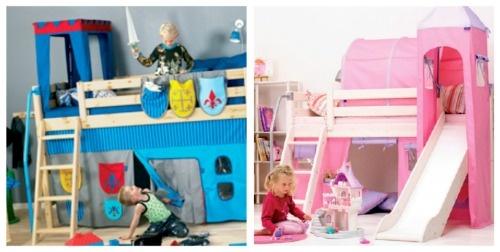 18 best images about ikea for kids on pinterest loft beds ikea hacks and loft - Ikea camerette per ragazzi ...