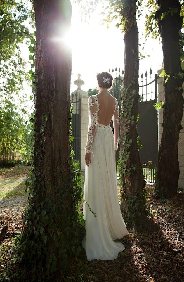 Tout pour mon mariage: Les prestigieuses robes de mariée de « Berta »