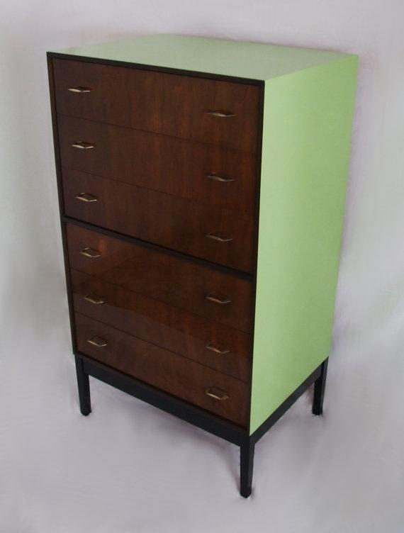 upcycled retro drawers