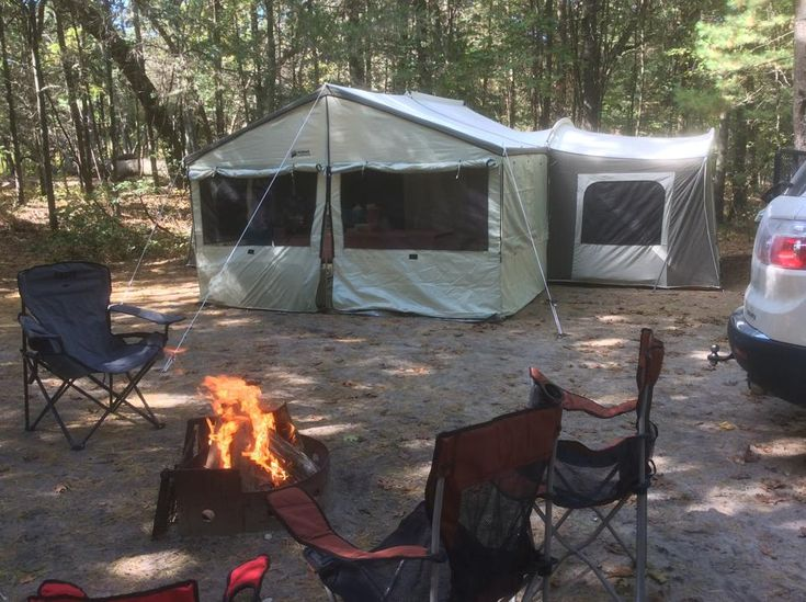 Kodiak Canvas Grand Cabin Tent