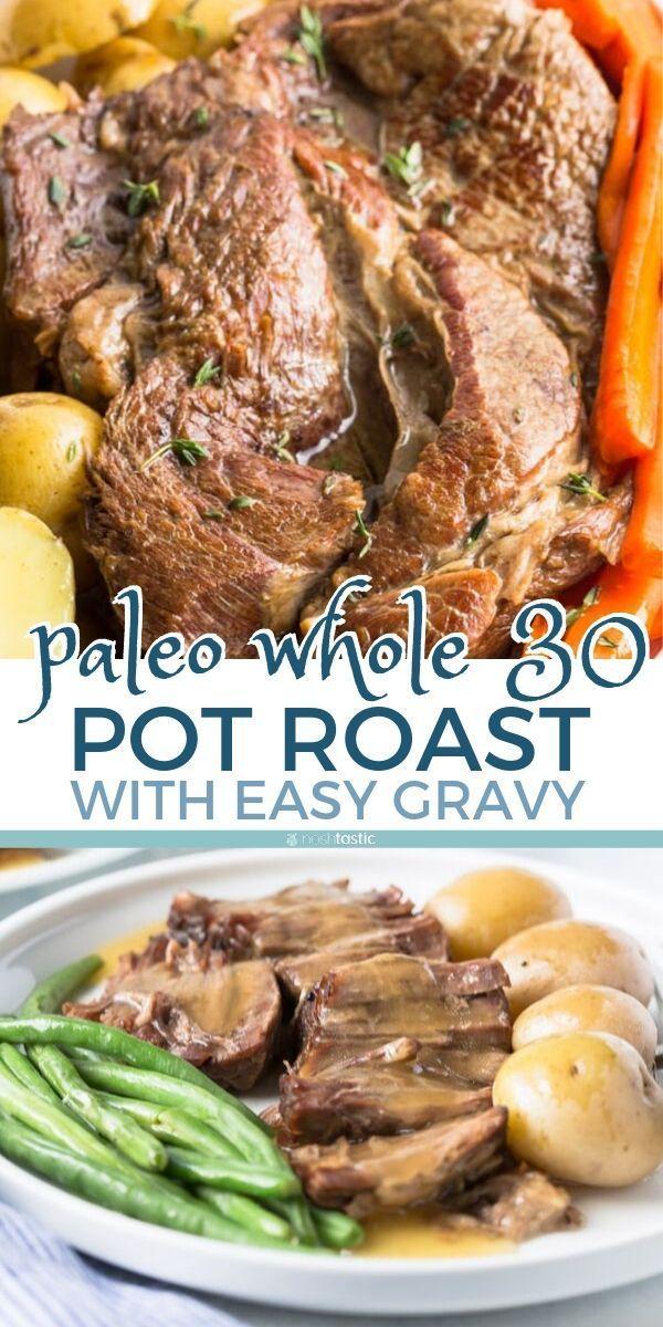pot roast paleo diet slow cooker