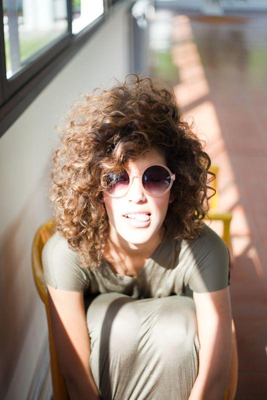 curly hair <3 <3 <3
