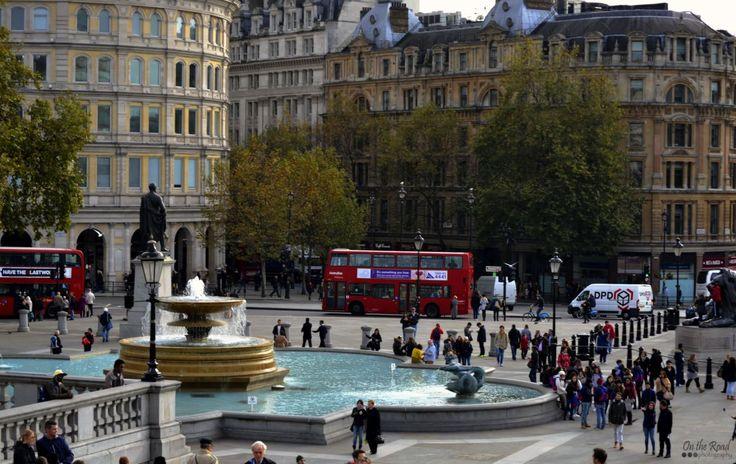 View in Trafalgar - one of the best in London.