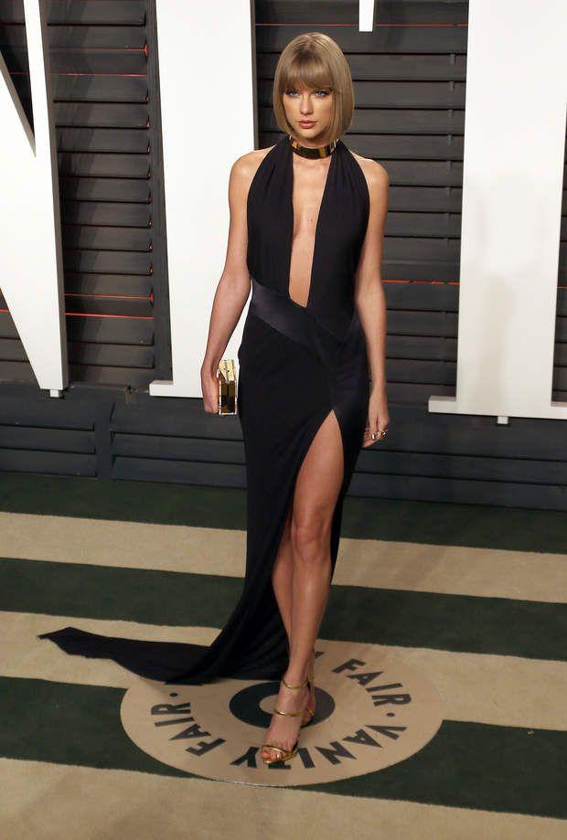 Aujourd'hui Taylor Swift est LA reine absolue des looks parfaits sur tapis rouge