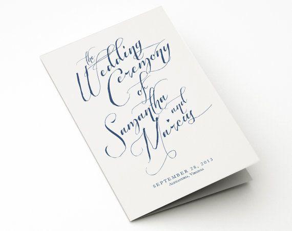 96 best Wedding Programs images on Pinterest Wedding programs - best of wedding invitation design software free download