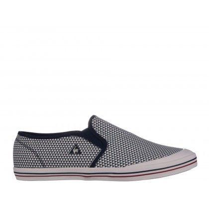 Pantofi sport Le Coq Sportif albastru inchis, din material textil