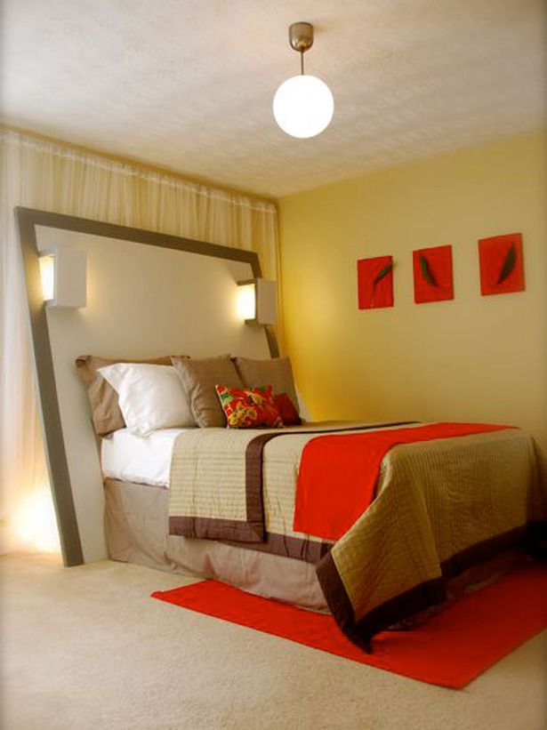 20 High-Impact Headboards - 74 Best Bedroom Images On Pinterest Platform Beds, 3/4 Beds And