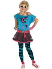 80s Valley Girl Costume for Teen Girls - Halloween City  LOVE IT