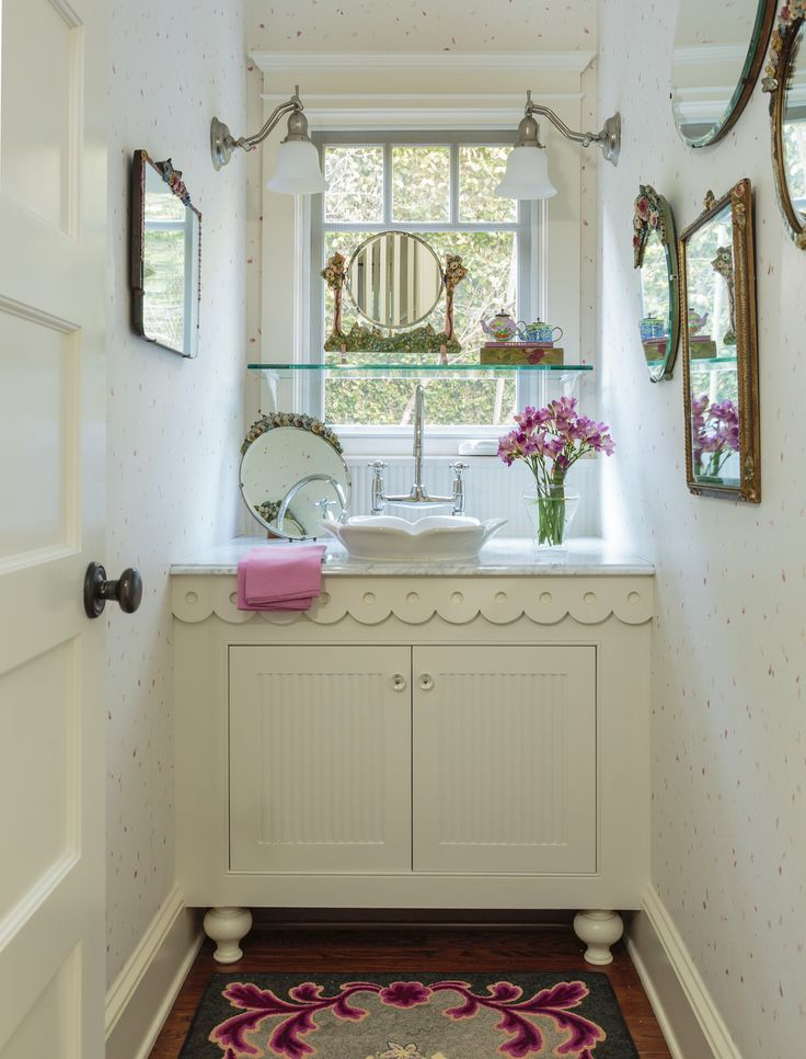 162 best images about alison kandler on pinterest - Salle de bain shabby ...