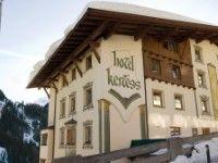 Hotel Kertess in St. Anton am Arlberg günstig buchen / Österreich www.winterreisen.de