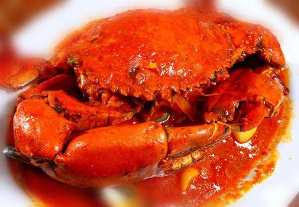 Resep Kepiting Saus Padang Ala Resto - Istimewa