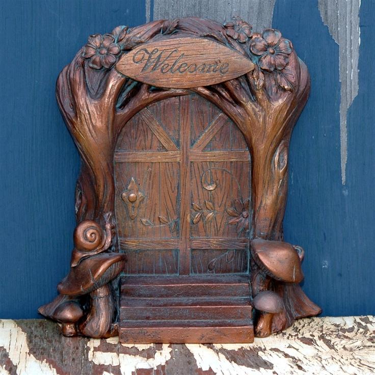 352 best images about fairy doors on pinterest portal for Fairy front door