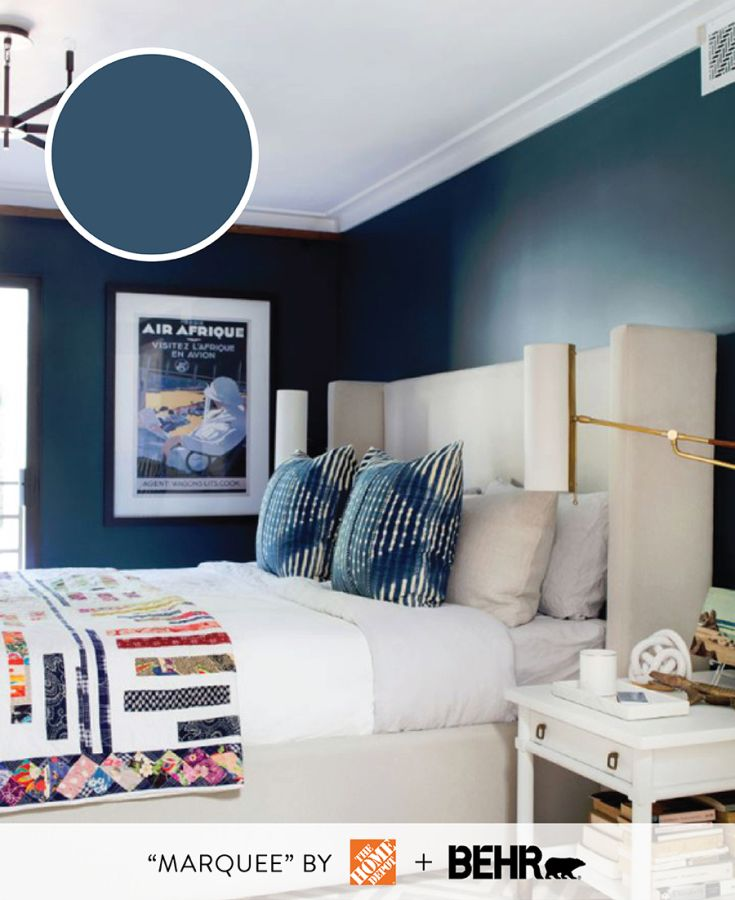 5 Bedroom Paint Colors For A Super Soothing Retreat