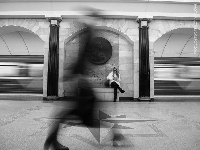 Alexandr Maximov: Станция метро Адмиралтейская