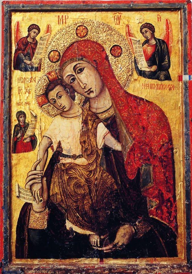Preasfânta Născătoare de Dumnezeu Trooditissa-Cipru