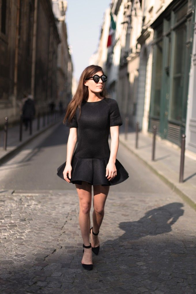 Finders Keepers LBD + Nelly Courts