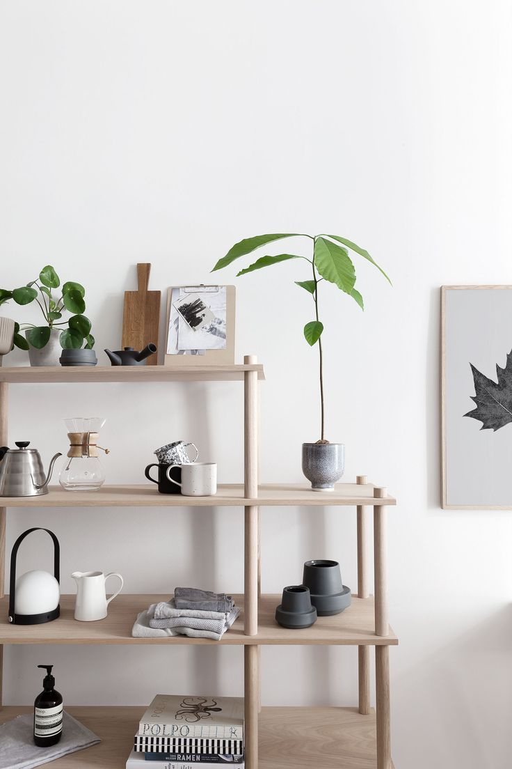 La Feuille Art Print By Coco Lapine Shelving Living Room Shelves Shelf Design #storage #shelf #living #room