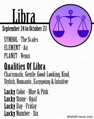 Libra star sign love
