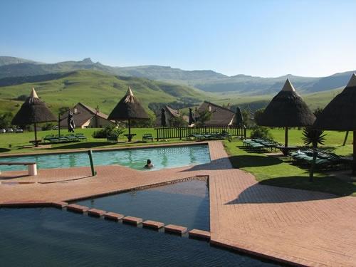 Alpine Heath Resort - KZN Northern Drakensberg