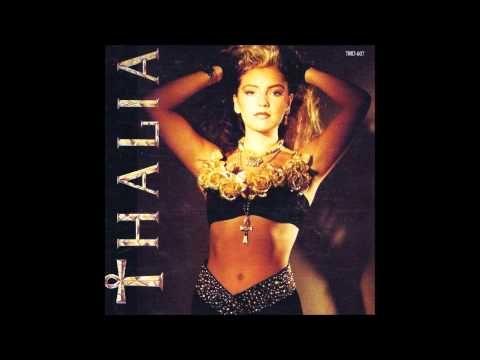 Thalía - Aeróbico - YouTube