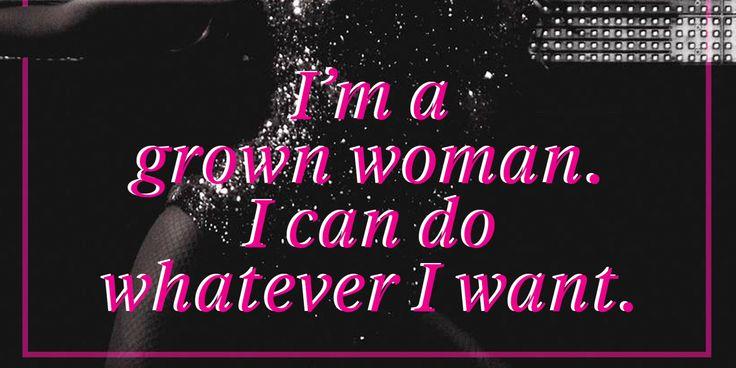 15 Beyoncé Lyrics Every Grown Woman Needs in Her Life -Cosmopolitan.com