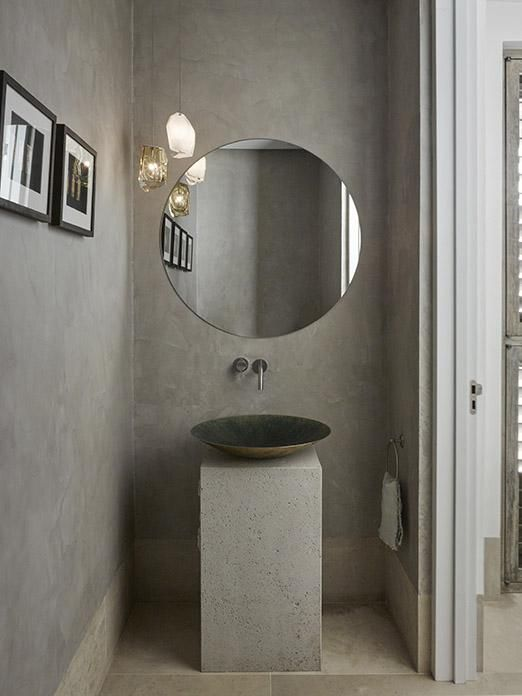 Luxus-Strandresidenz Antigua – Studio Piet Boon   – bath