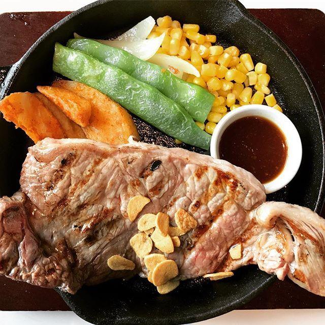 #がっつり #飯テロ #ステーキ #steak #肉 #ランチ #lunch #汐留 #カレッタ汐留 #美味しかった #yummy #kiaorasteakandgrill