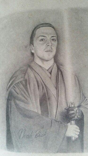 Jedi Ryan by Noah Bissi