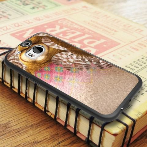 The Legend Of Oz Owl HTC One M8 Case