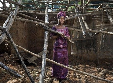 The women who bear the scars of Sierra Leone's civil war - Telegraph