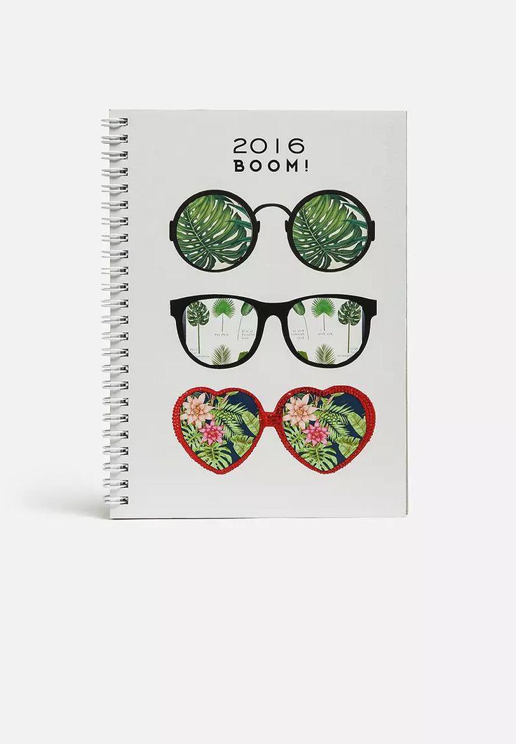 BOOM! 2016 Diary