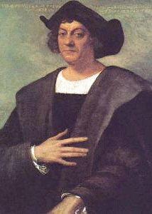In Amerika hield Columbus elke dag een dagverslag bij