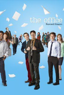 The Office - I mean come on who doesn't like this show! Everybody does. The fact that it's about a silly office where nothing happens is funny right there.